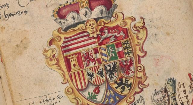 巴伐利亚公爵宫廷服饰书