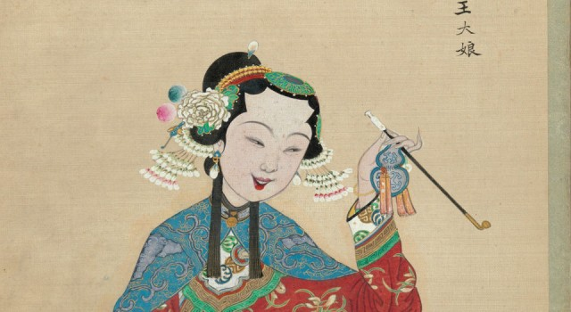 百幅京剧人物图