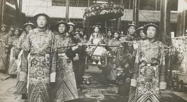拉里贝的中国影像记录