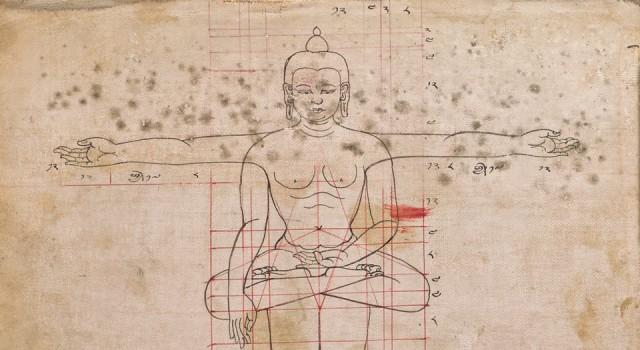 西藏造像量度