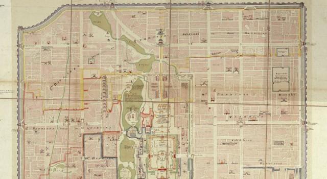 北京老地图系列