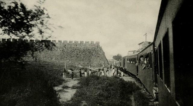 从阿穆尔到北京到紫禁城