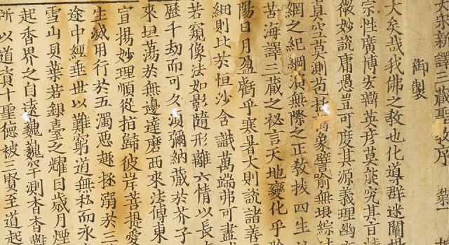 赵城金藏系列