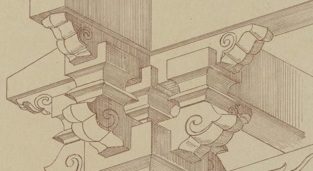 日本建筑装饰图