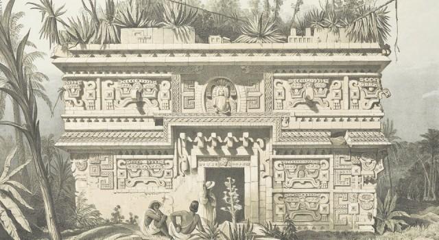 中美洲的古代遗迹
