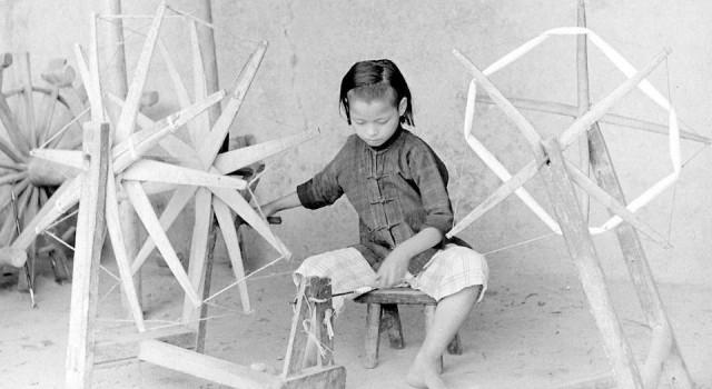 迈登斯的中国摄影集