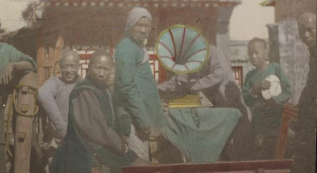 雷尼诺恩的北京影像集