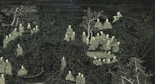 万寿山五百罗汉图