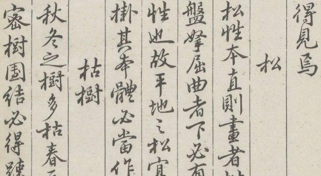 蒋氏游艺祕录