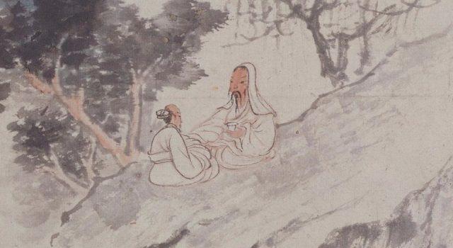 陶渊明诗意图册
