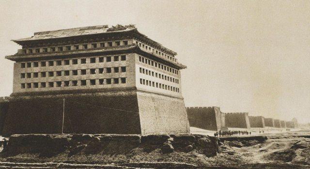 中国的建筑与景观