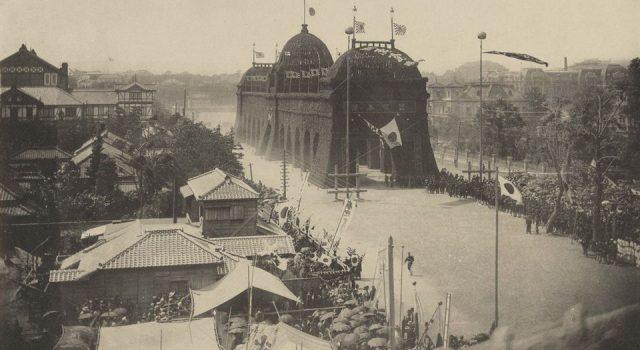 日清战争写真图