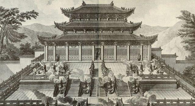 神佛在中国