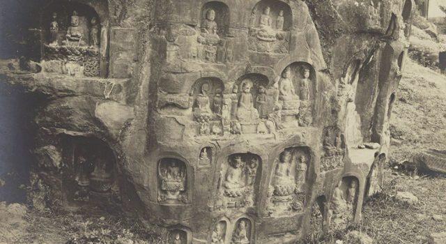 谢阁兰的中国考古摄影集