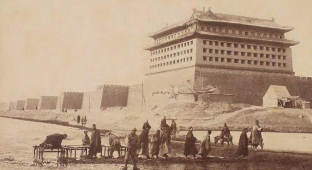 北京城内外胜景写真帖