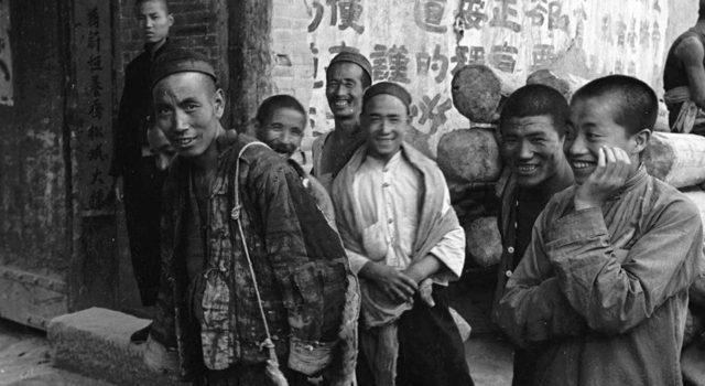福尔曼的中国摄影集