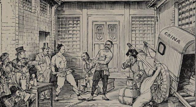 一千九百十二年中国历史插画伍拾二幅