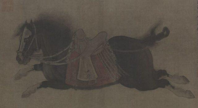 昭陵六骏图卷